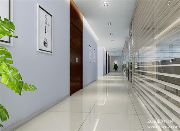巧用颜色装饰现代办公室设计