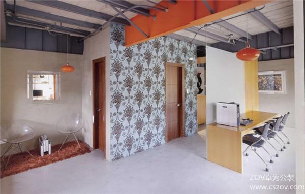新兴机构的办公室设计