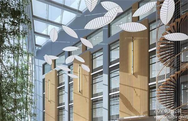 精品综合型办公空间设计