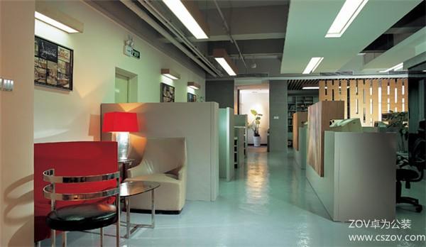 办公室装修如何充分利用建筑形态美