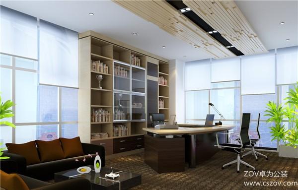 简约时尚办公室装修案例