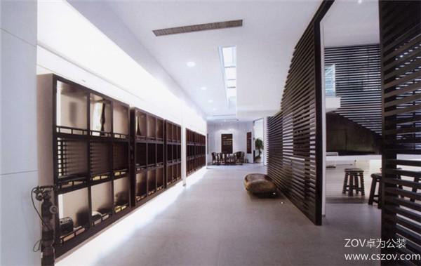展厅与办公室装修绝佳搭配效果图