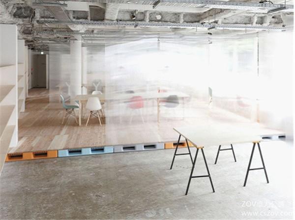 湖南办公室装修改造