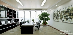 时尚感十足的办公室装修