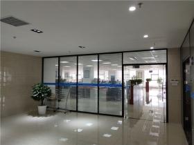 知识产权保护中心服务大厅及办公室设计与装修